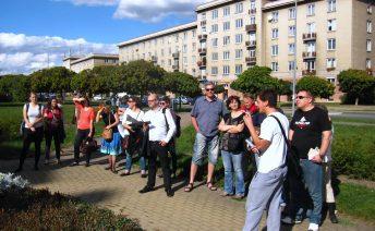 Komentovaná procházka Slovan